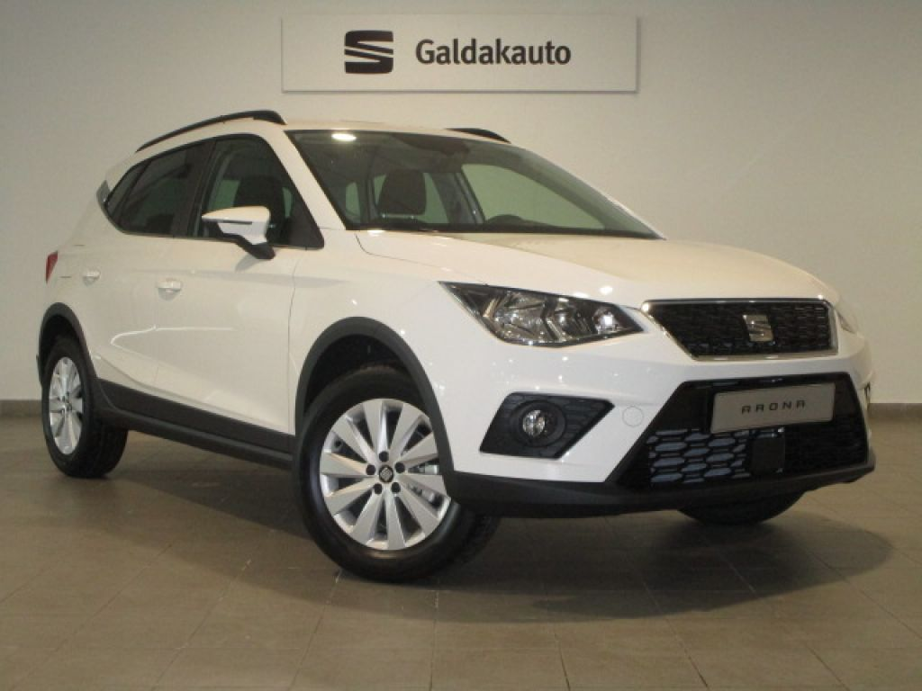 SEAT Arona 1.0 TSI 70kW (95CV) Reference Plus Eco nuevo Madrid