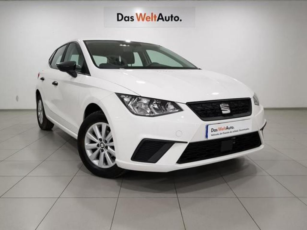 SEAT Ibiza 1.0 MPI S&S Reference Full Connect 59 kW (80 CV) segunda mano Madrid