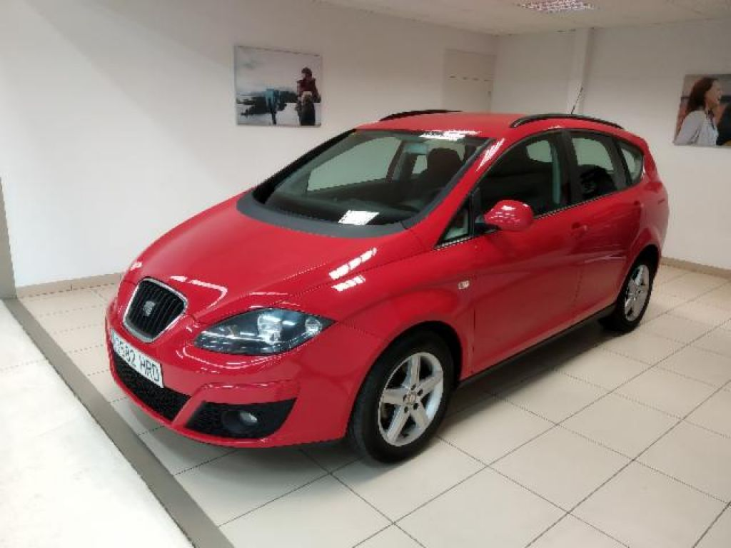 SEAT Altea XL 1.2 TSI REFERENCE 5P segunda mano Madrid