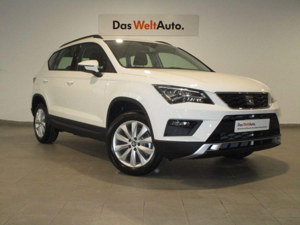 SEAT Ateca 1.6 TDI 85kW (115CV) St&Sp Style Eco segunda mano Madrid