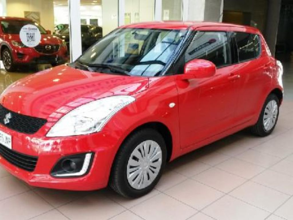 Suzuki Swift 1.2 GL 94 5P segunda mano Madrid