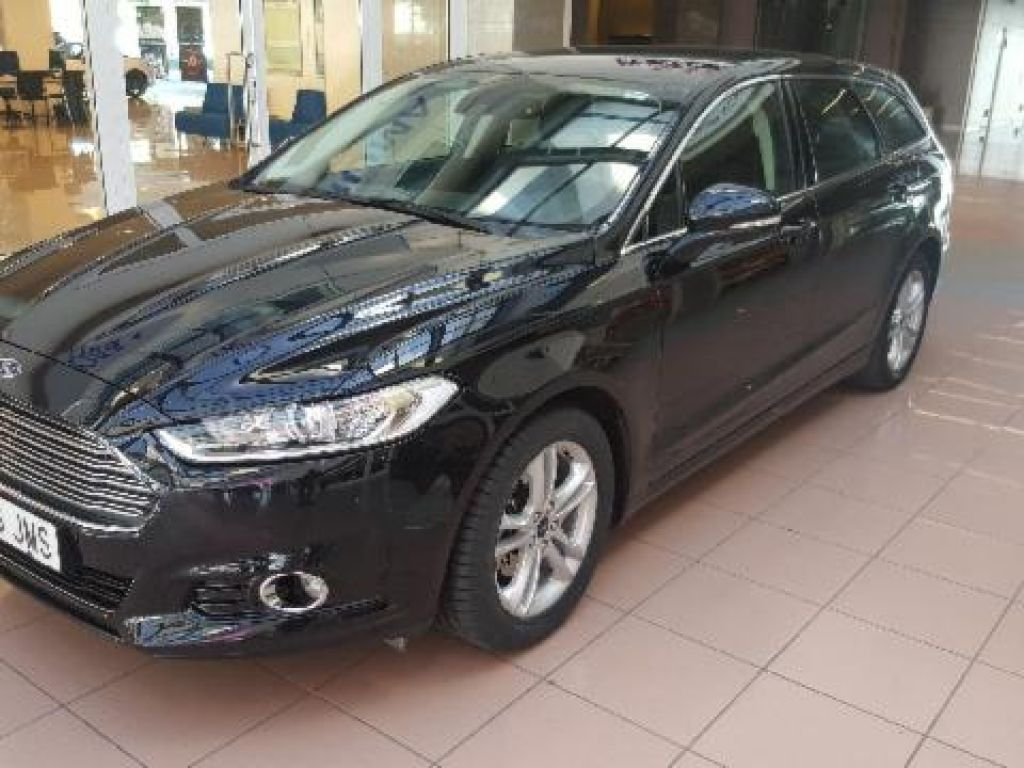 Ford Mondeo 2.0 TDCI 150 TITANIUM 150 5P segunda mano Madrid