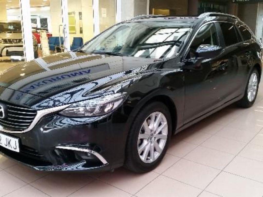 Mazda Mazda6 2.2D150 STYLE +NAVI WGN segunda mano Madrid
