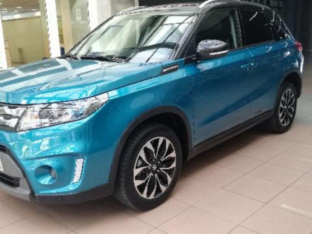 Suzuki Vitara 1.6 DDIS GLX 120 5P segunda mano Madrid