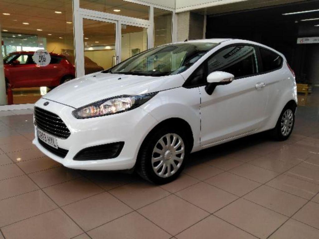 Ford Fiesta 1.25 60 TREND 60 3P segunda mano Madrid