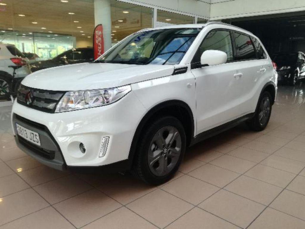 Suzuki Vitara 1.6DDIS 120 GLE 4WD+RUEDA RECAMBIO segunda mano Madrid