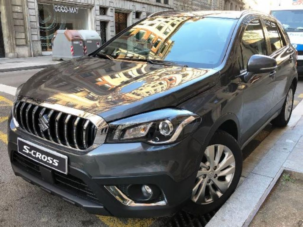 Suzuki SX4 S-Cross 1.6 DDIS GLE 120 5P segunda mano Madrid