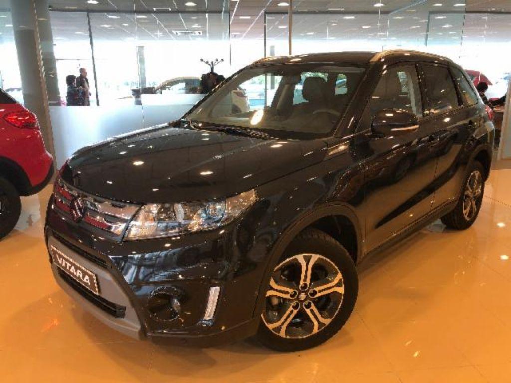 Suzuki Grand Vitara 1.6 GLX TCSS (AUT) DIESEL 4WD segunda mano Madrid