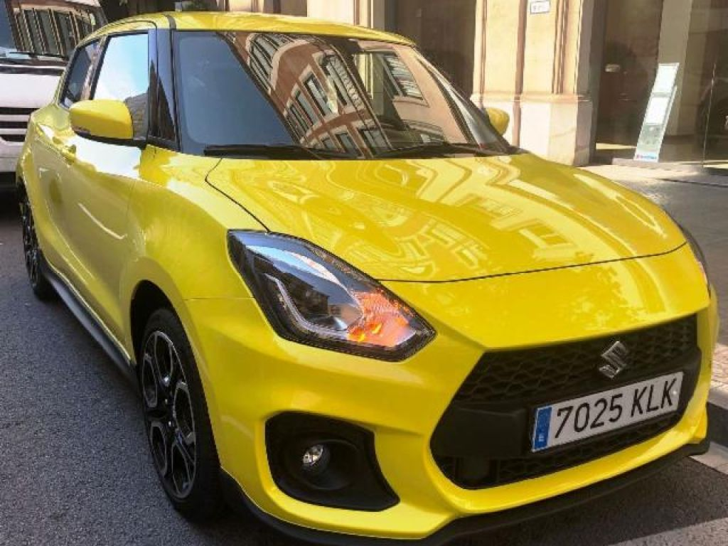 Suzuki Swift 1.4T 140CV segunda mano Madrid