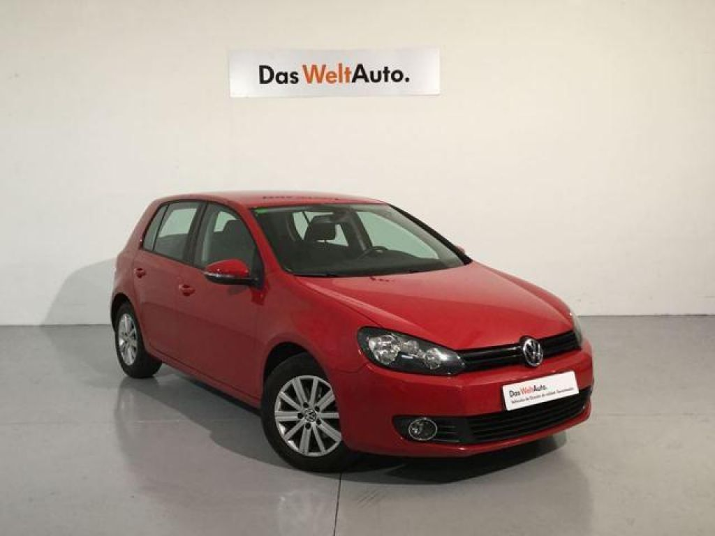 Volkswagen Golf 1.6 TDI 105 Advance BlueMotion Tech segunda mano Madrid