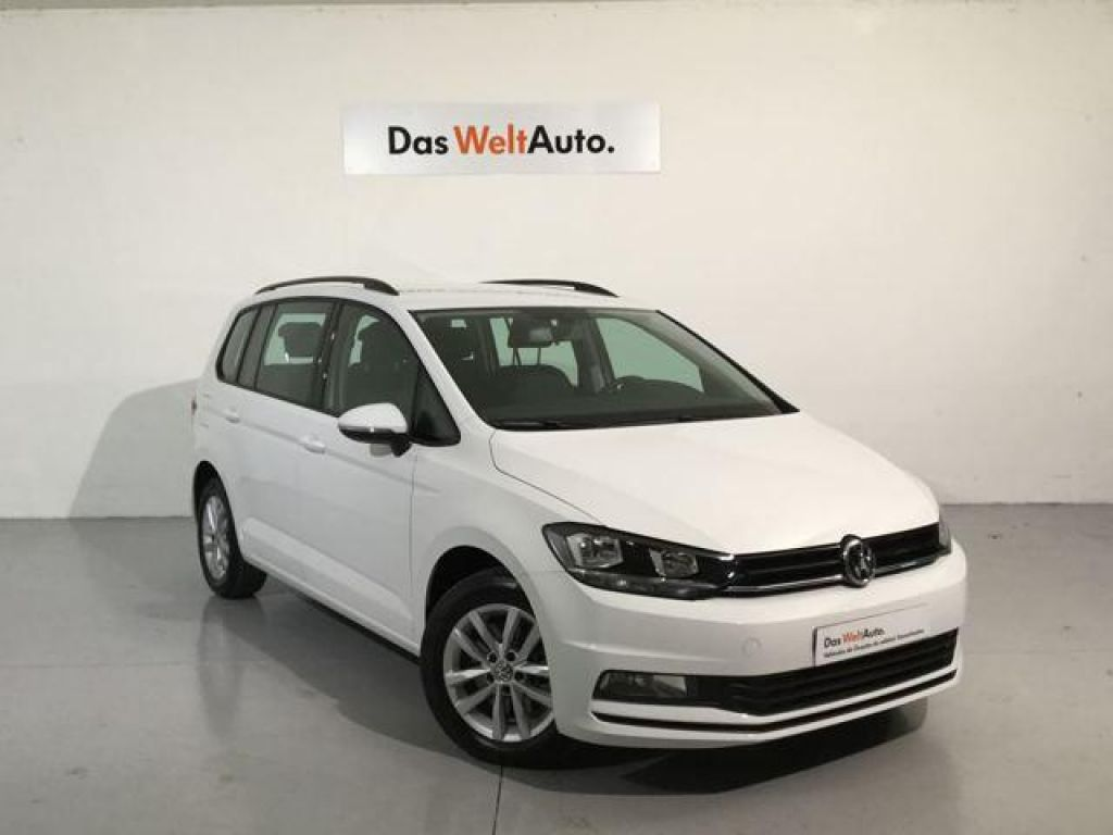 Volkswagen Touran Business 1.6 TDI 85kW (115CV) segunda mano Madrid