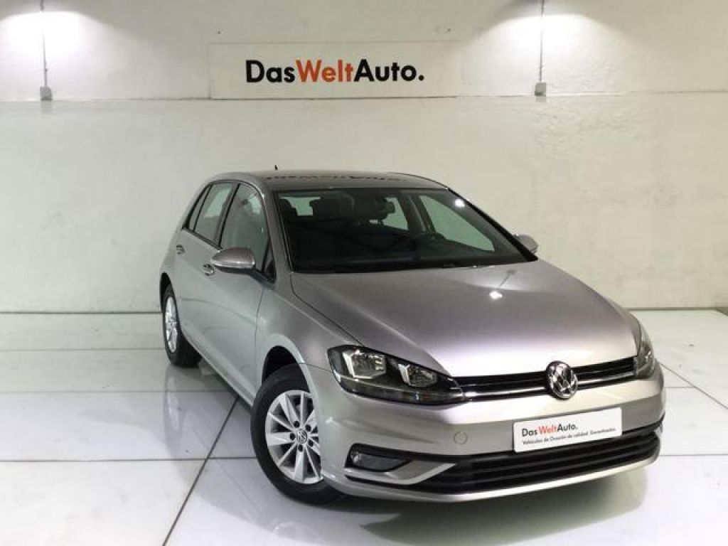 Volkswagen Golf Business & Navi 1.6 TDI segunda mano Madrid