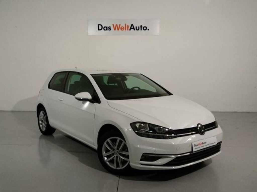 Volkswagen Golf Advance 1.4 TSI 92kW (125CV) segunda mano Madrid