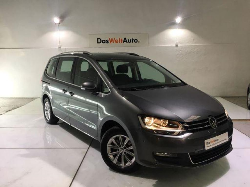 Volkswagen Sharan Advance 2.0 TDI 150CV BMT segunda mano Madrid