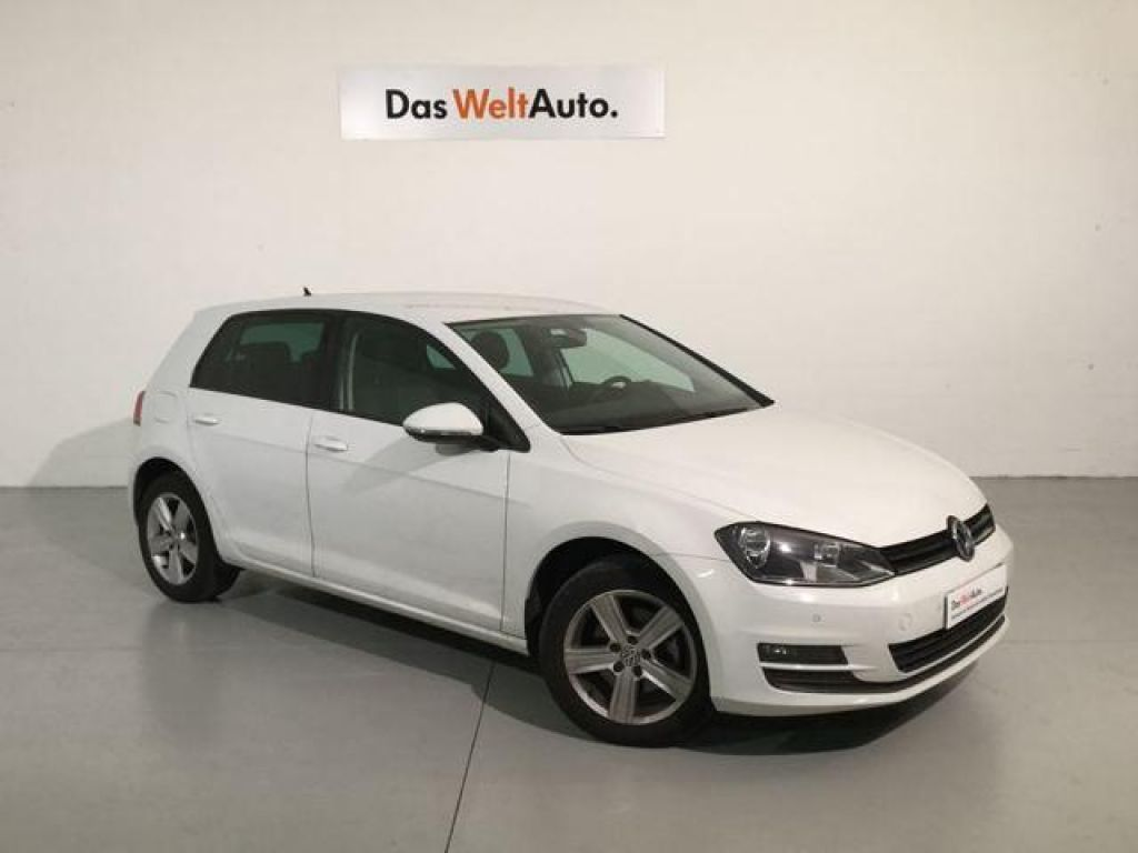 Volkswagen Golf Advance 1.6 TDI 105cv BMT segunda mano Madrid