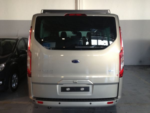 Ford Tourneo Custom segunda mano Barcelona