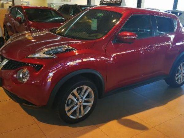 Nissan JUKE segunda mano Barcelona