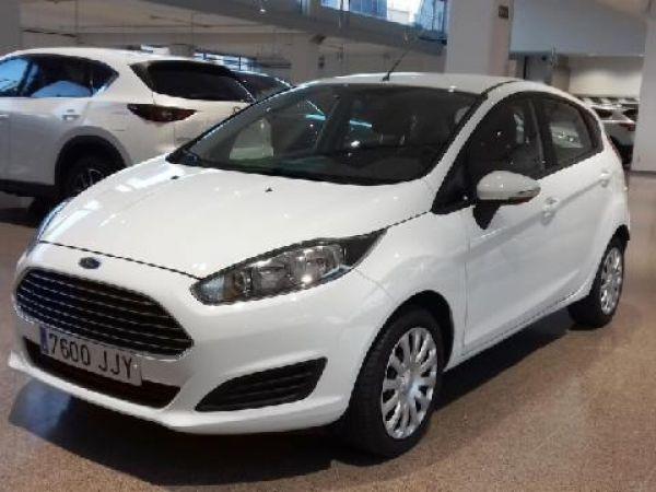 Ford Fiesta segunda mano Barcelona