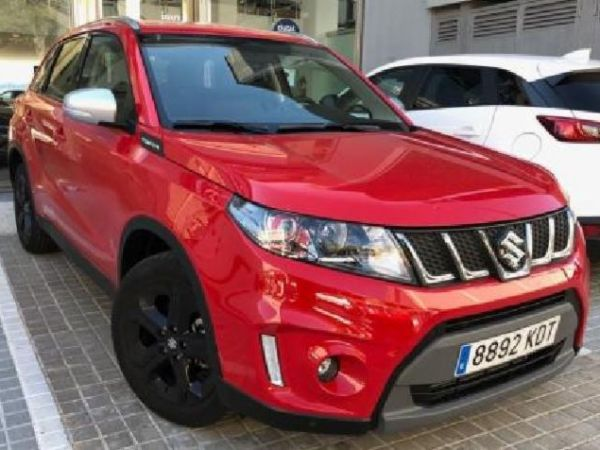 Suzuki Vitara segunda mano Barcelona