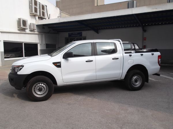 Ford Ranger segunda mano Barcelona