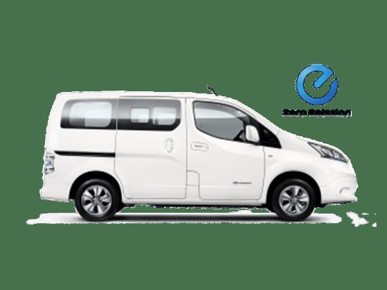 SEAT E-NV200 Evalianuevo Madrid