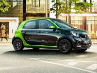 SMART Forfour Electric Drive nuevo Madrid