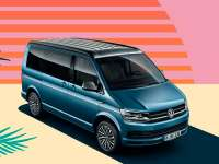 Volkswagen California 30 Aniversarionuevo Madrid