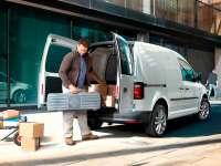 Volkswagen Caddy GNC Profesionalnuevo Madrid