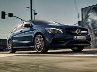 Mercedes-Benz AMG CLA 45 4MATIC Shooting Brakenuevo Madrid