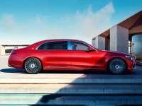 Mercedes-Benz NUEVO CLASE S MERCEDES MAYBACHnuevo Madrid