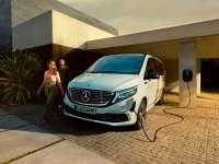 Mercedes-Benz NUEVO EQVnuevo Madrid