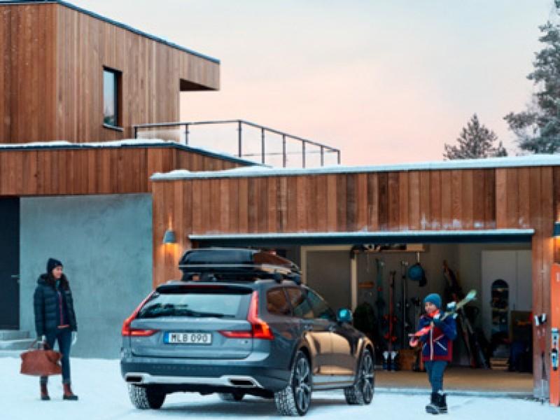 Consigue gratis tu escapada con Volvo