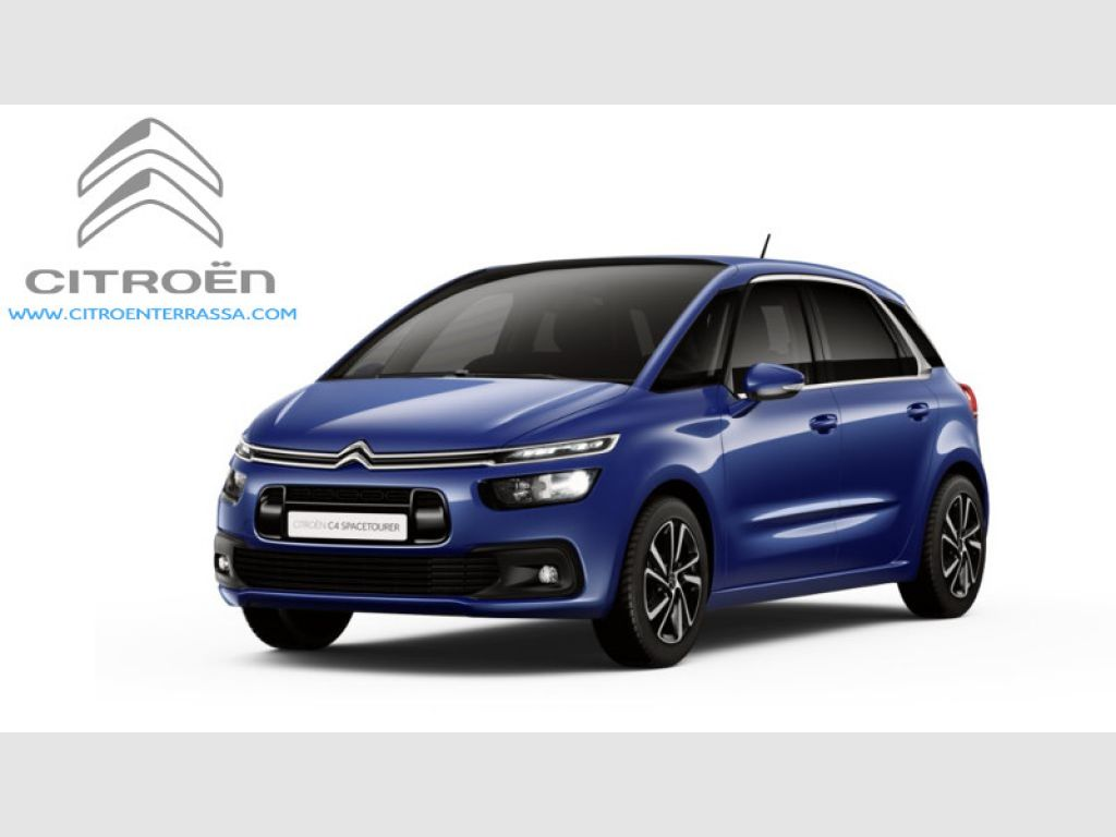 Citroen C4 Spacetourer BlueHDi 96KW (130CV) Feel nuevo Madrid