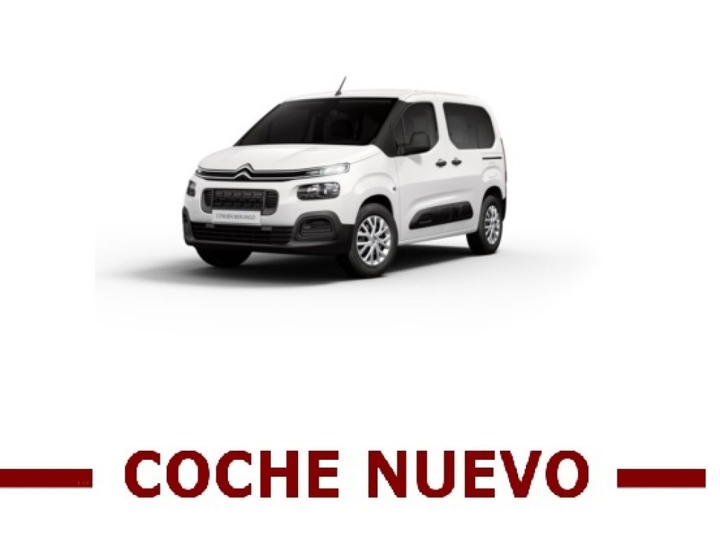 Citroen Berlingo Talla M BlueHDi 100 FEEL nuevo Madrid