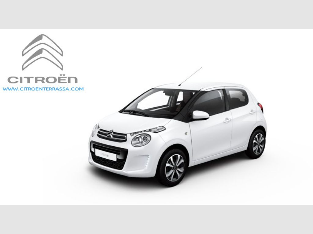 Citroen C1 PureTech 60KW (82CV) City Edition nuevo Madrid
