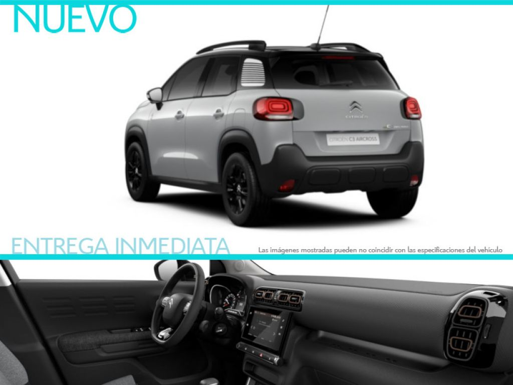 Citroen C3 Aircross 1.5 BLUEHDI 73KW ORIGINS 5P nuevo Madrid