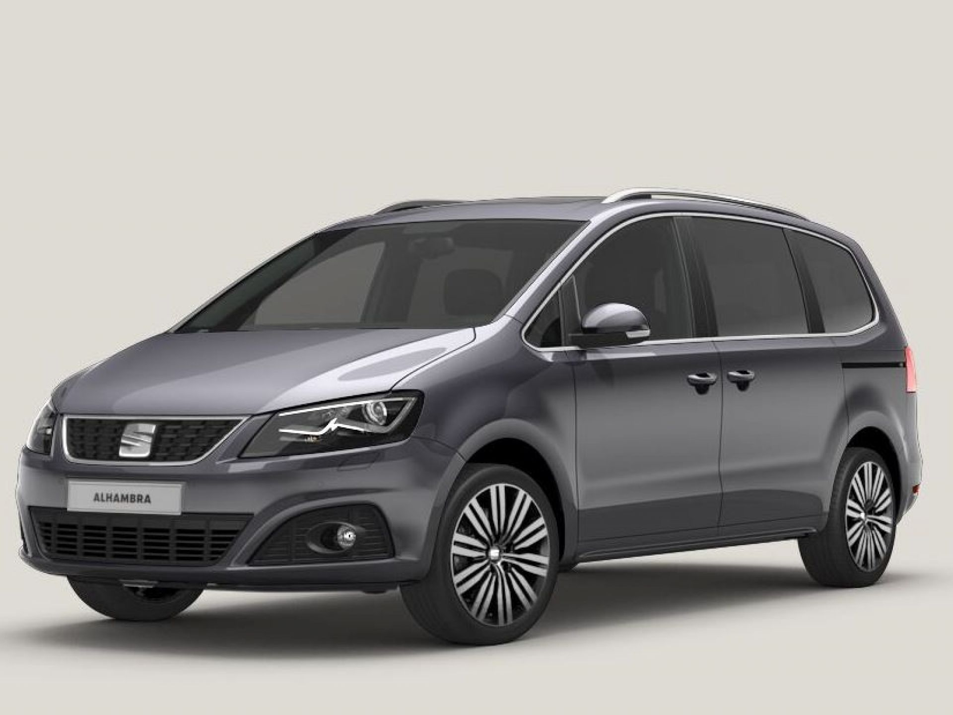 SEAT Alhambra 2.0 TDI 110kW DSG St&Sp Xcellence GO nuevo Madrid