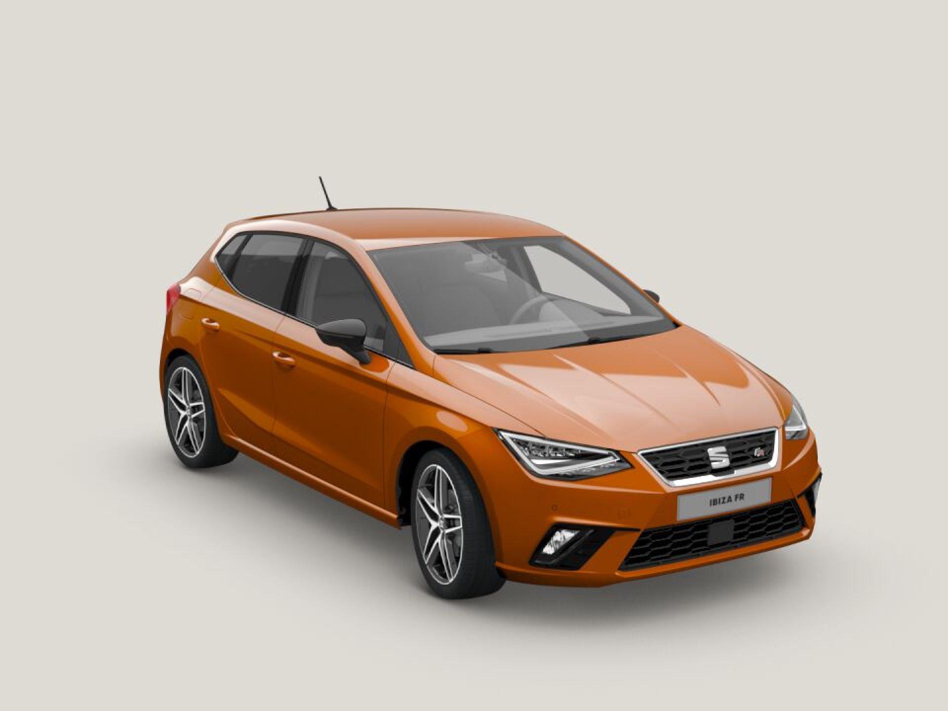 SEAT Ibiza 1.0 TGI 66kW (90CV) FR Eco Plus nuevo Madrid