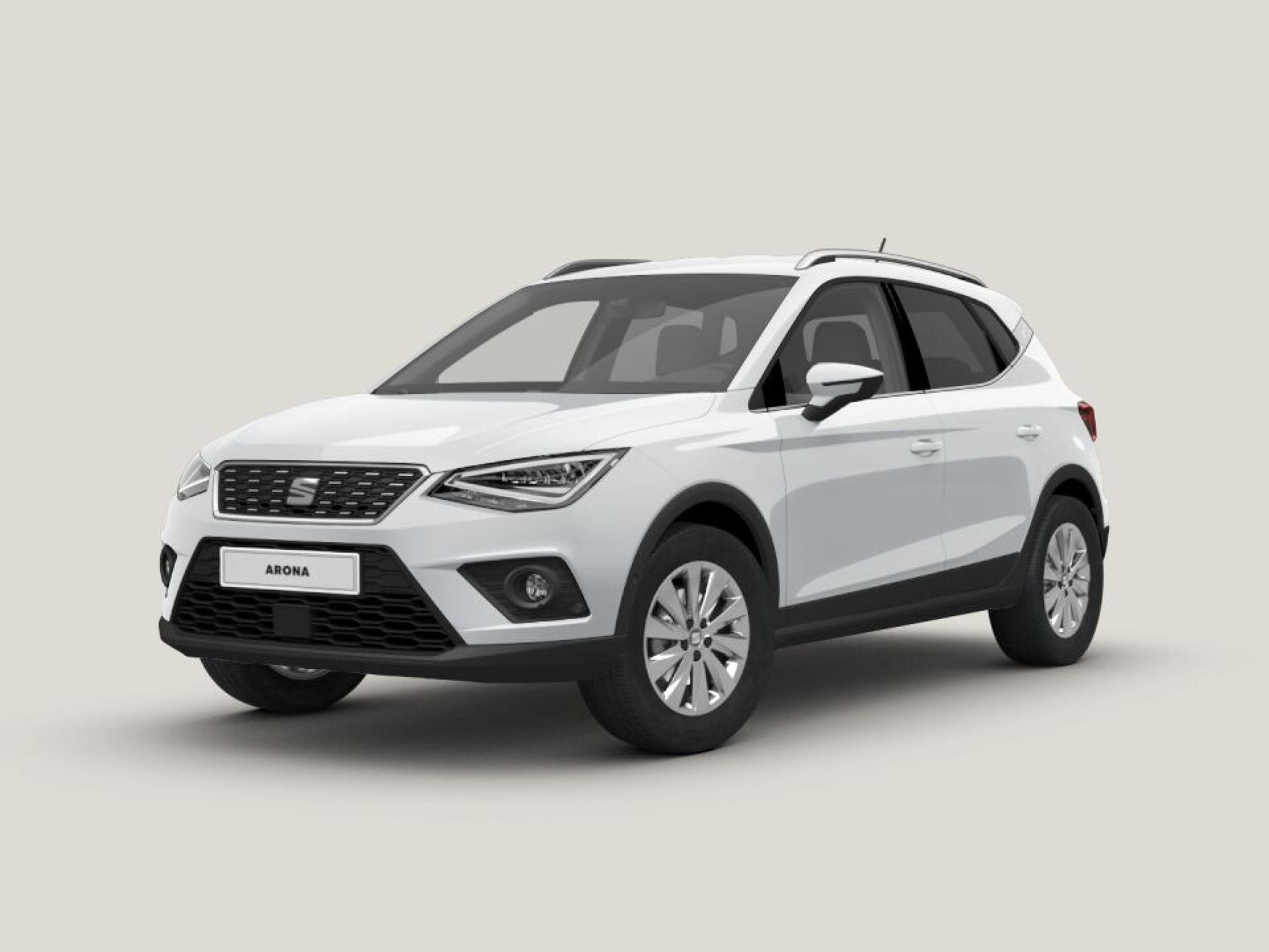 SEAT Arona 1.0 TGI 66kW (90CV) Xcellence Edition nuevo Madrid