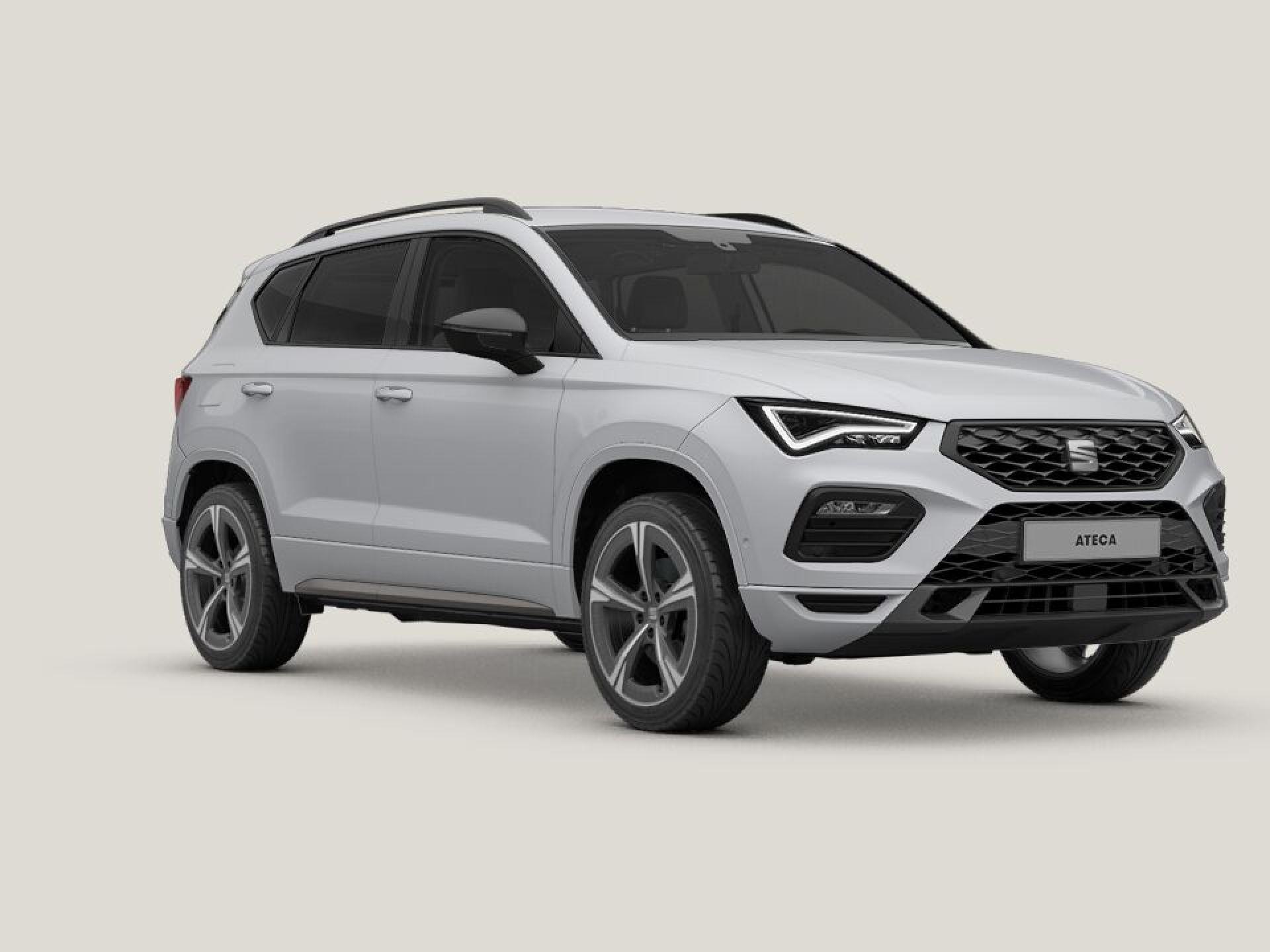 SEAT Ateca 1.5 TSI 110kW (150CV) DSG S&S FR Go nuevo Madrid