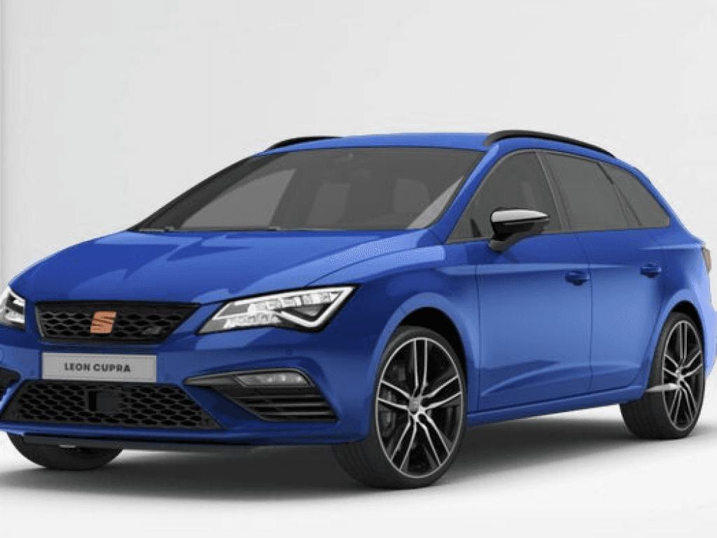 SEAT Leon 2.0 TSI 213kW (290CV) DSG-7 St&Sp Cupra nuevo Madrid