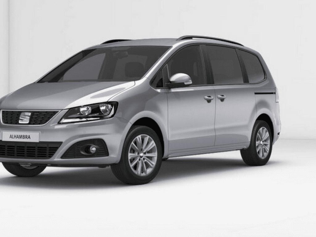 SEAT Alhambra 2.0 TDI 110kW (150CV) Eco S/S Reference nuevo Madrid
