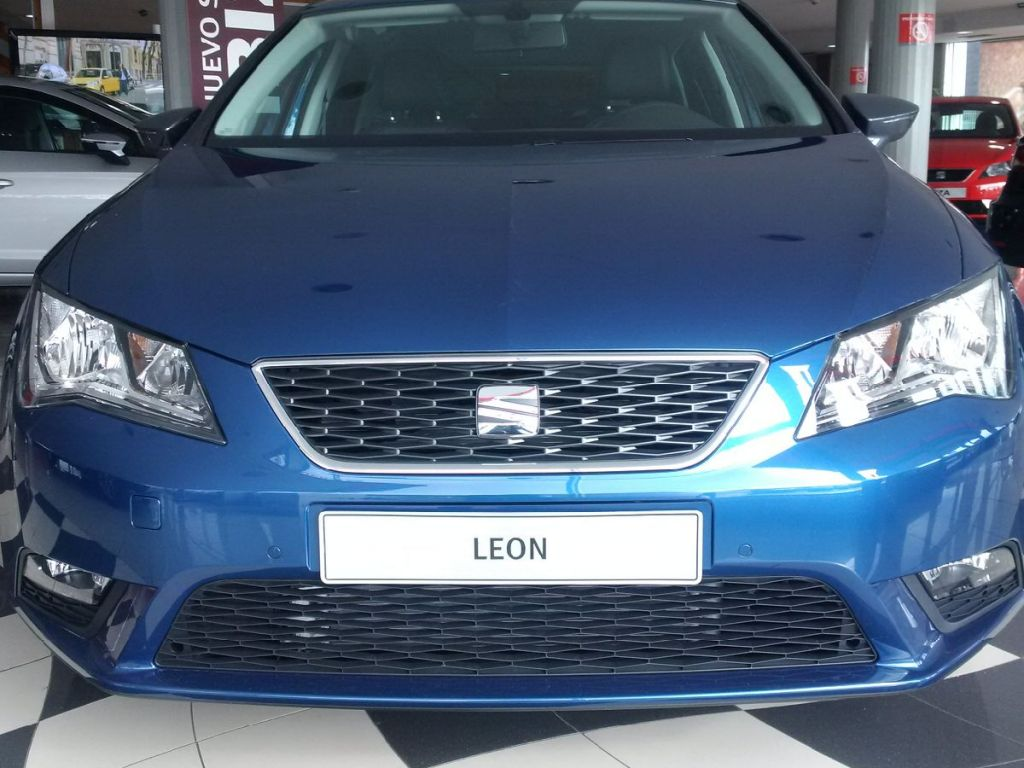 SEAT Leon 1.2 TSI 110cv St&Sp Style Connect Plus nuevo Madrid