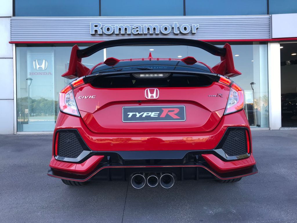 Honda Civic 2.0 I-VTEC TURBO TYPE R GT nuevo Barcelona