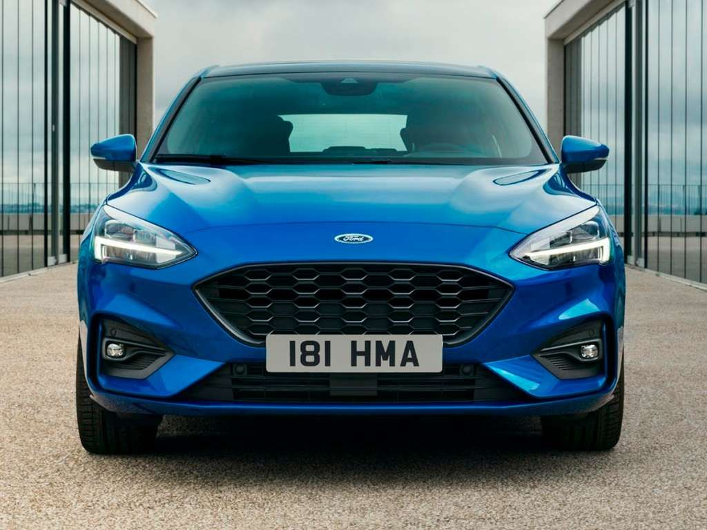 Ford Focus 1.0 Ecoboost MHEV 92kW ST-Line X nuevo Barcelona