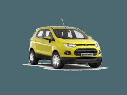 Ford EcoSport nuevo Zaragoza
