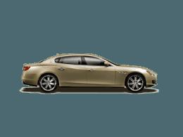 Maserati Quattroporte nuevo Zaragoza