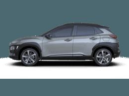 Hyundai Kona nuevo Huesca