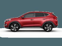 Hyundai Tucson nuevo Huesca