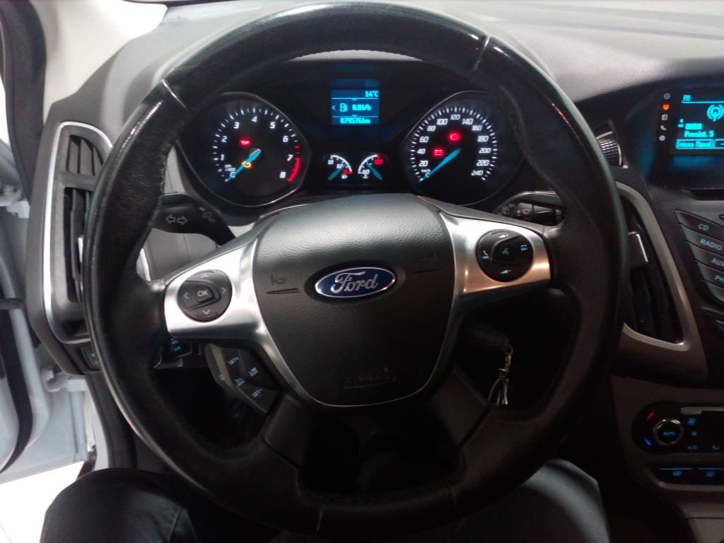 Ford Focus 1.0 EcoBoost A-S-S 125cv Edition nuevo Guipúzcoa